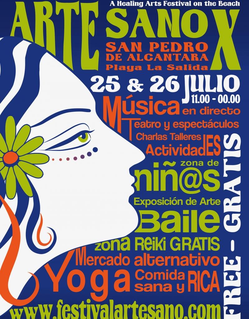 Artesano Festival Poster