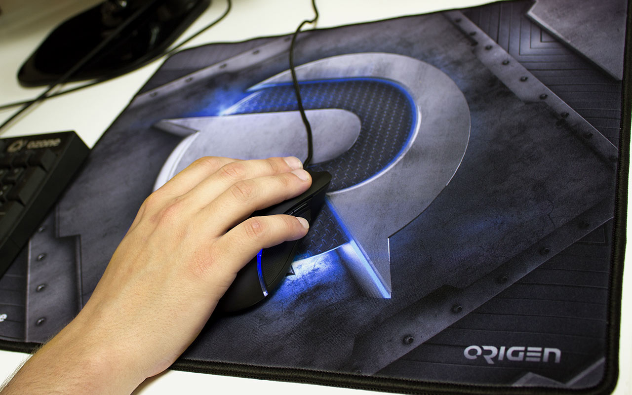 Mousepad Design