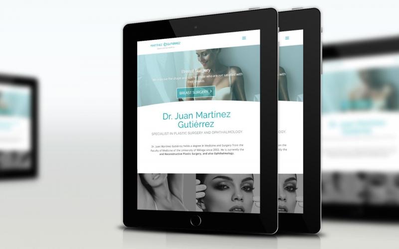 Web Doctor Martinez Gutierrez