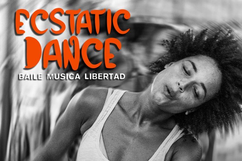 Ecstatic Dance Posters