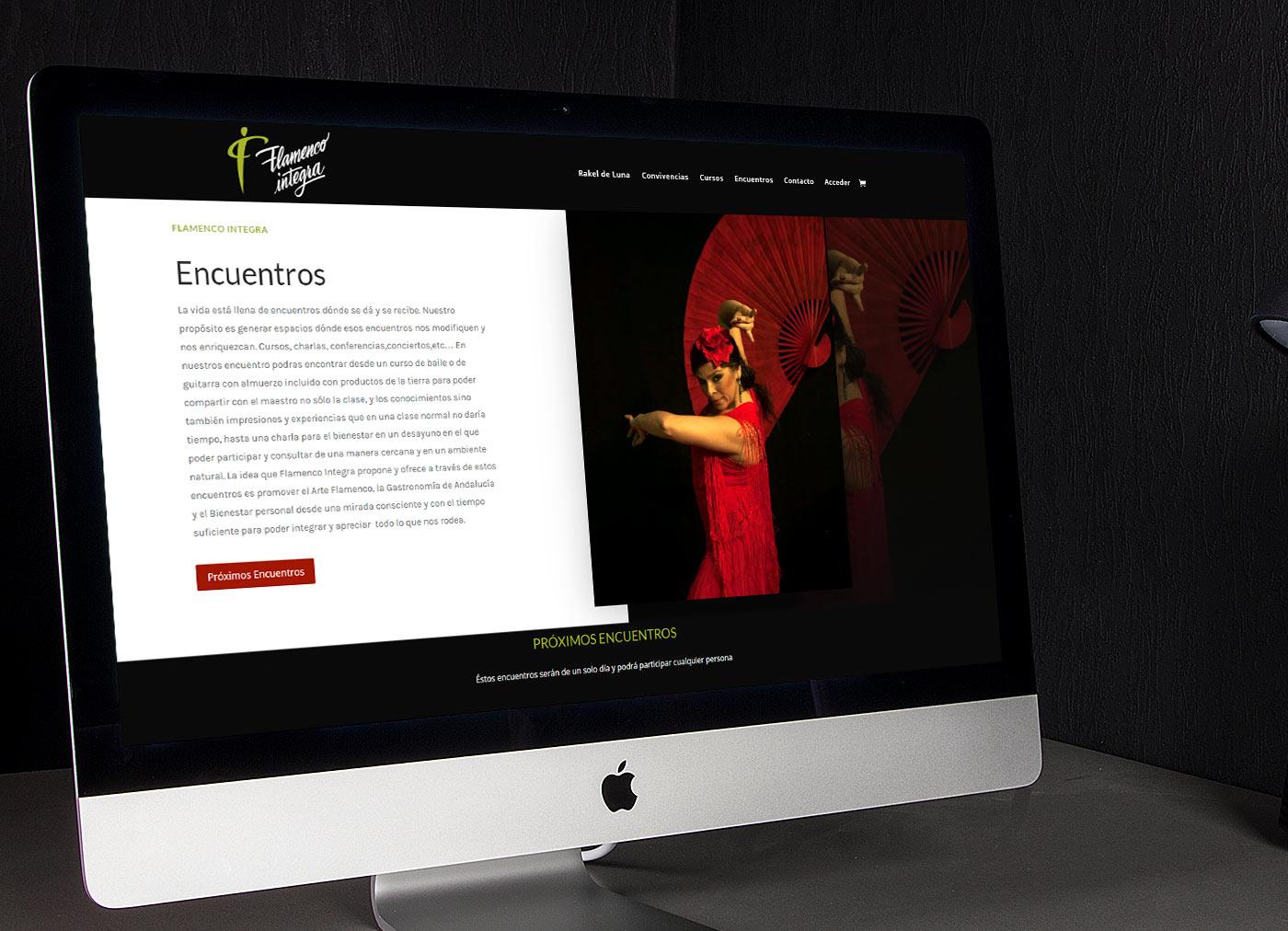 Flamenco Integra Web